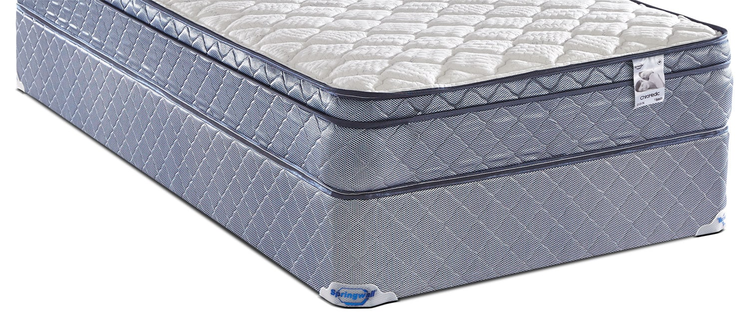 Mattresses and Bedding - Springwall 2016 Twin XL Boxspring