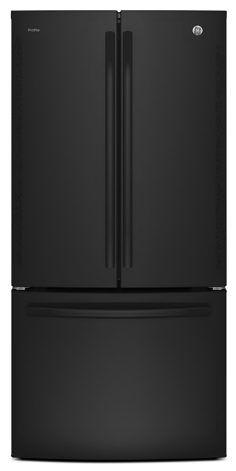 Refrigerators and Freezers - GE 24.8 Cu. Ft. French-Door Refrigerator with Internal Water Dispenser – PNE25JGKBB