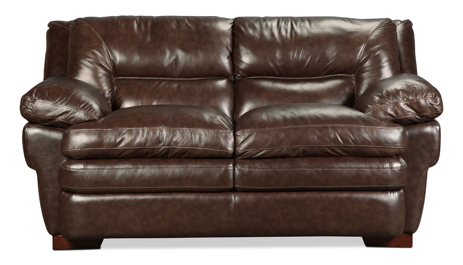 Loren Loveseat - Oak