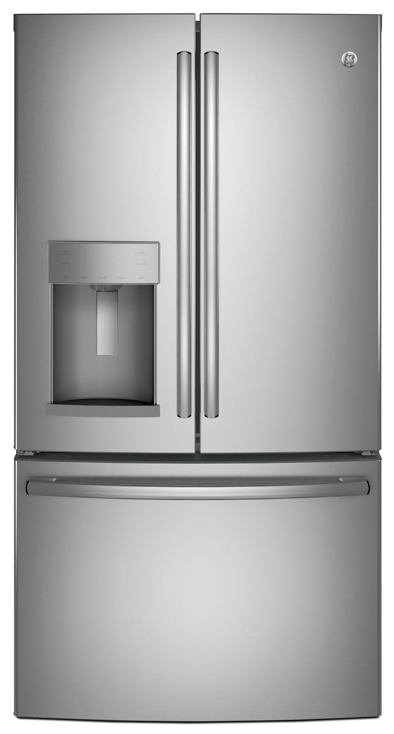 GE 25.7 Cu. Ft. French-Door Refrigerator – GFE26GSKSS