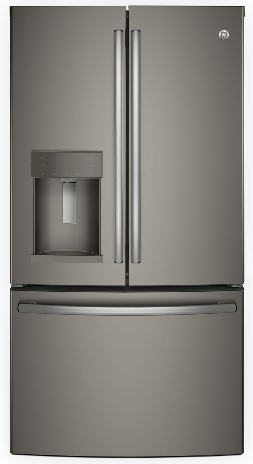 GE 25.7 Cu. Ft. French-Door Refrigerator – GFE26GMKES