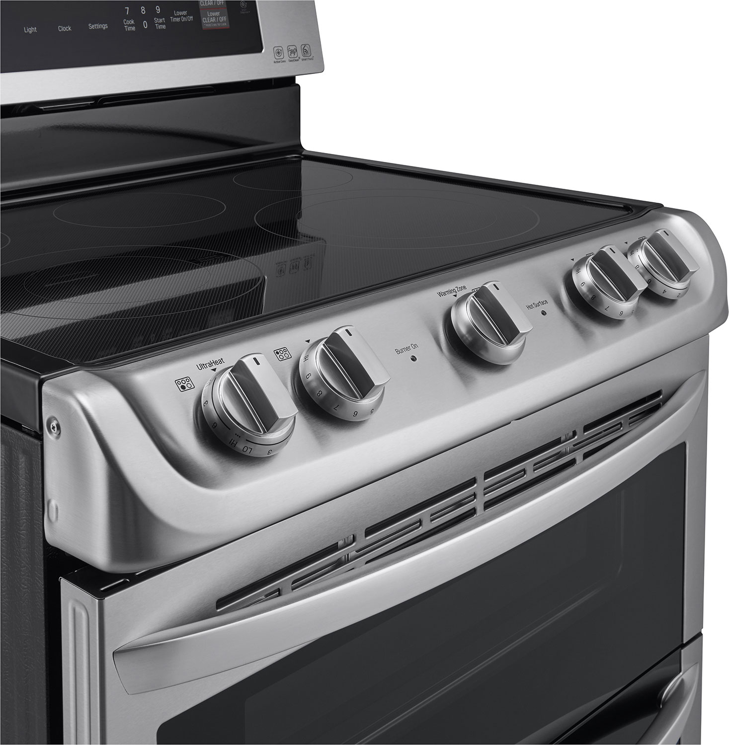 Appliances Range Lg Appliances Stainless Steel Freestanding Electric Double Oven