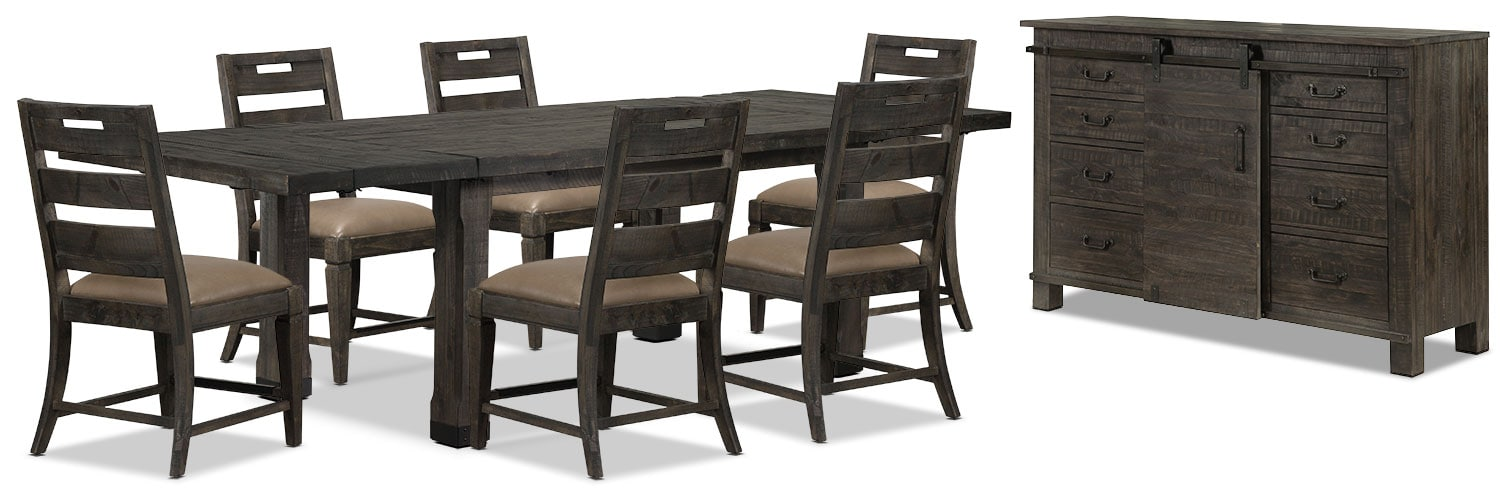 Calistoga 8-Piece Dining Package