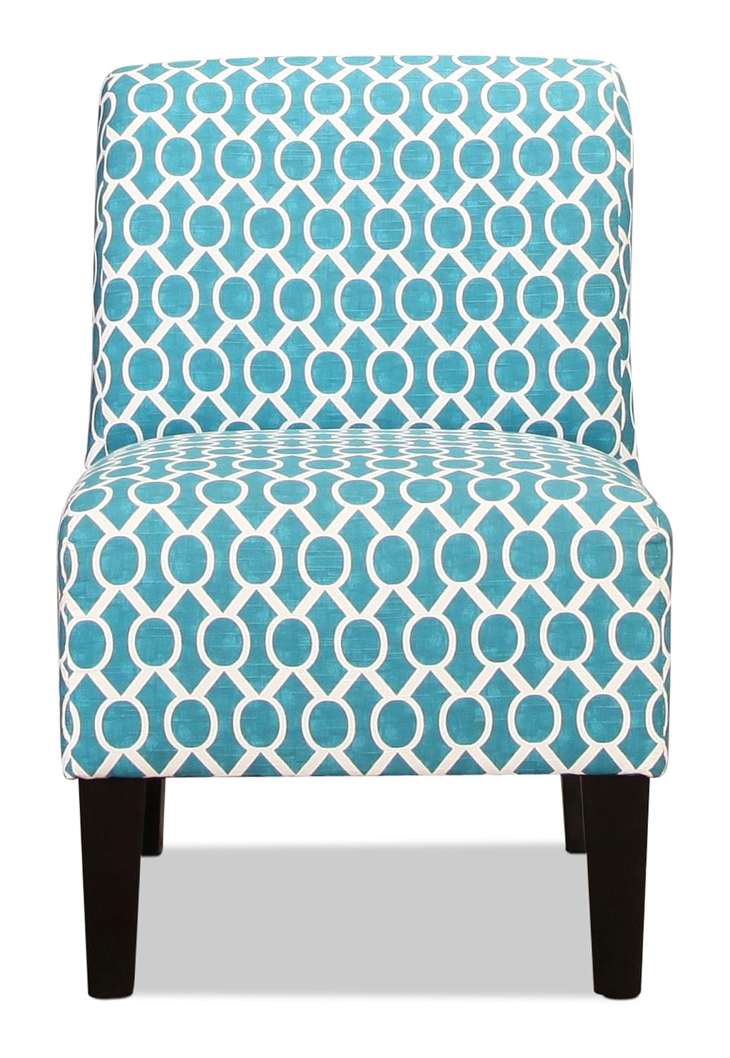 Living Room Furniture - Jaffray Accent Chair - Lattice