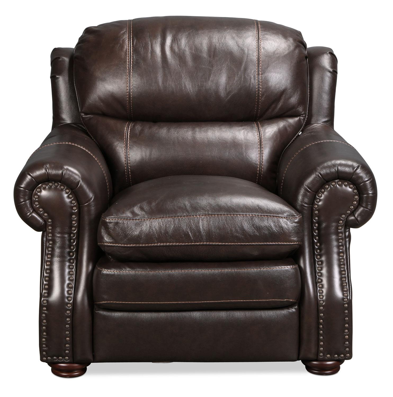 Taft Chair - Brown