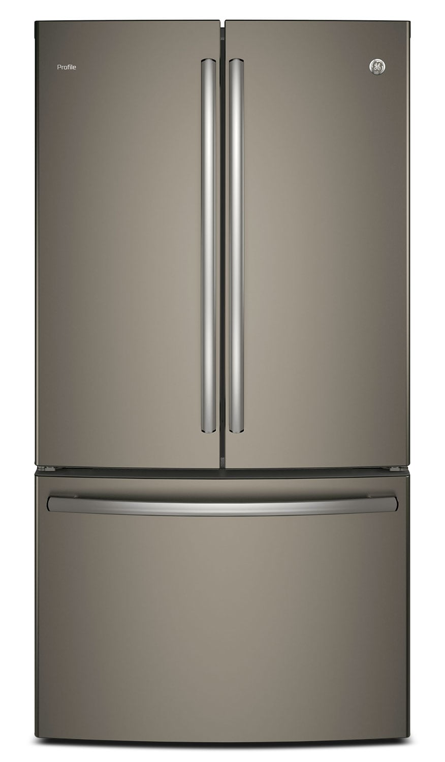 Refrigerators and Freezers - GE 23.1 Cu. Ft. French-Door Refrigerator with Internal Water Dispenser – PWE23KMKES