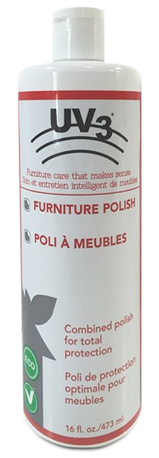 UV3 Wood Furniture Polish