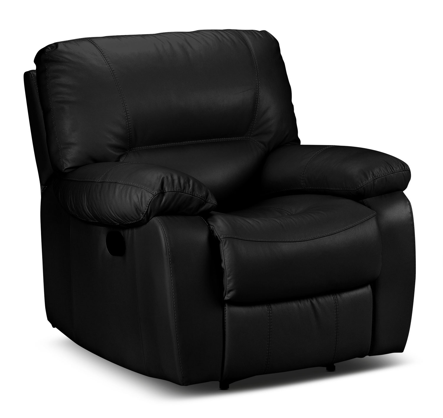 Piermont Recliner - Black