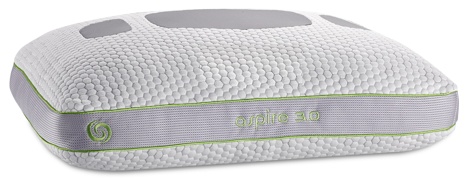 Mattresses and Bedding - Bedgear™ Aspire 3.0 Position Pillow – Side Sleeper