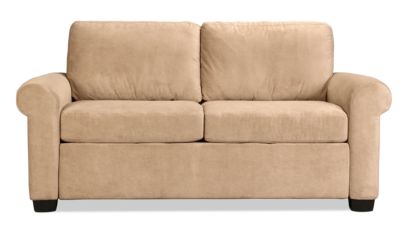Levin Signature Full Sleeper Sofa - Brownstone