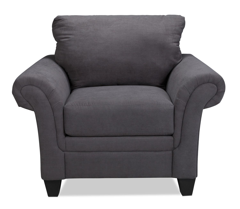 Vancouver Chair - Gunmetal