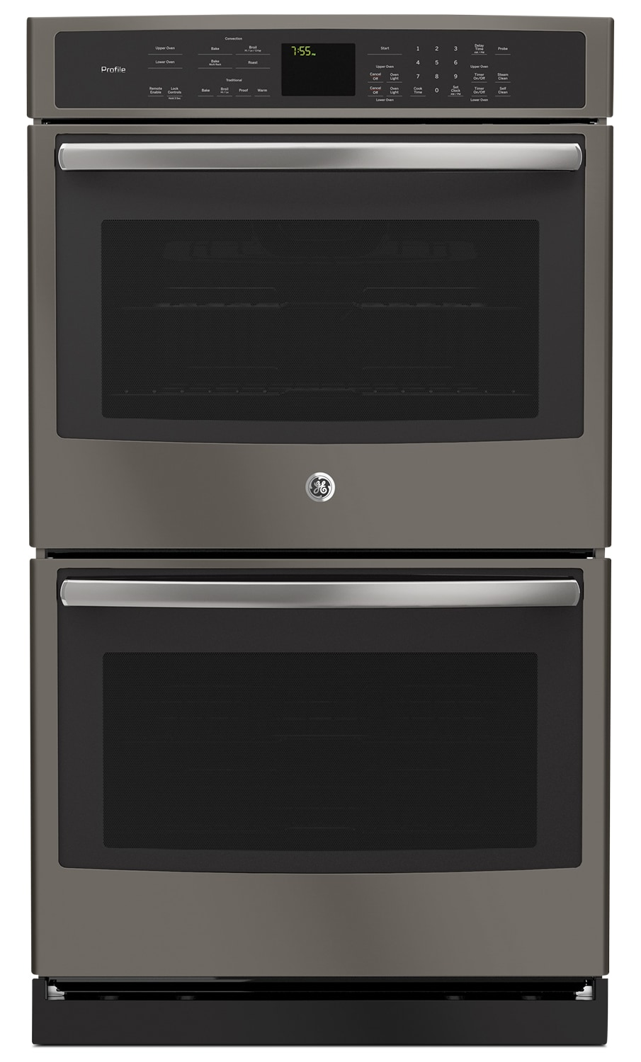 Cooking Products - GE 10 Cu. Ft. Double Wall Oven – PT7550EHES