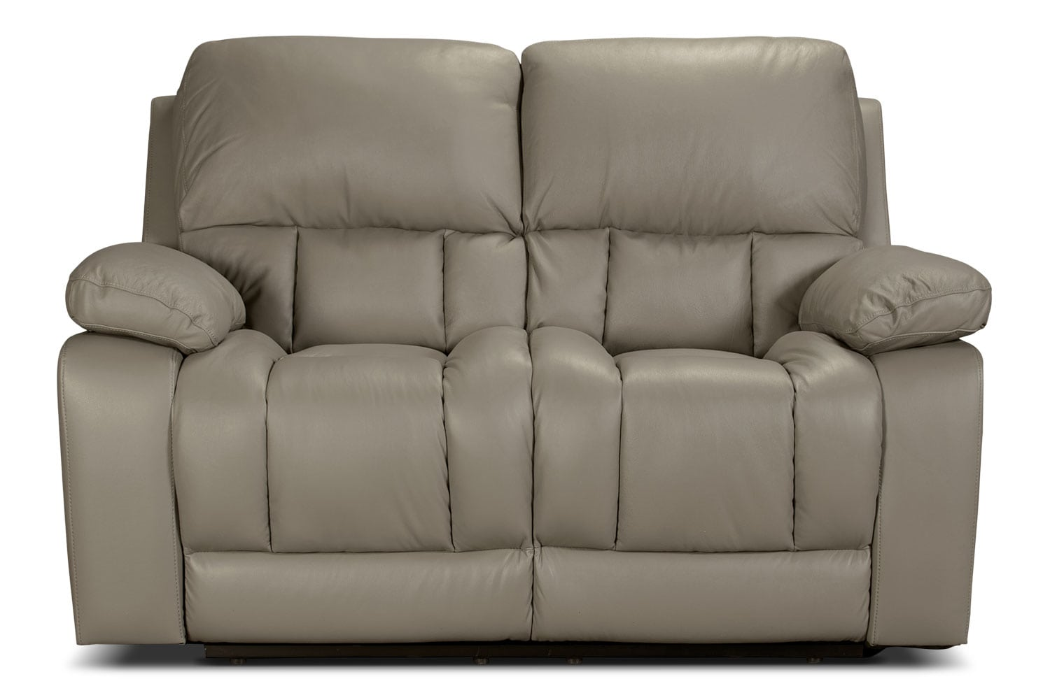 Keaton Reclining Loveseat - Grey