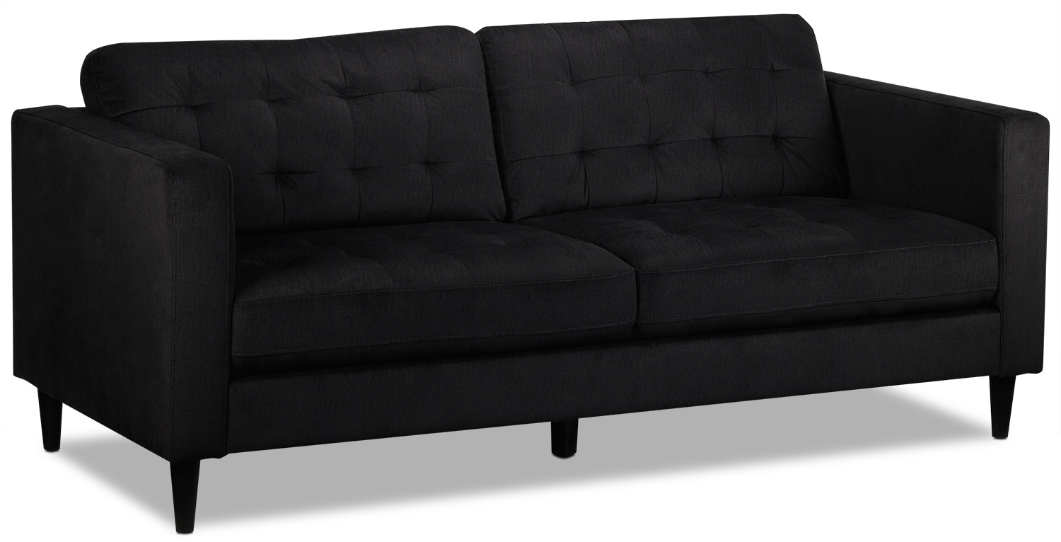 Anthena Sofa - anthracite