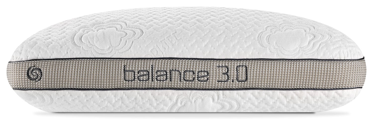Mattresses and Bedding - Bedgear™ Balance® 3.0 Side Sleeper Pillow – Queen