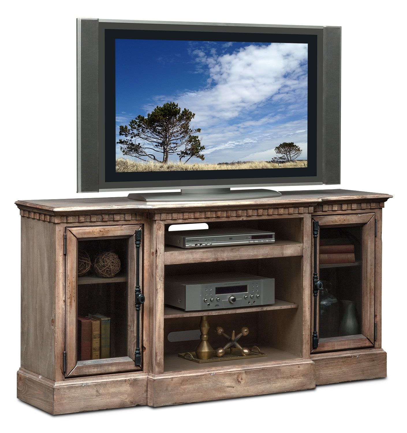 American Signature Arts And Crafts Tv Stand