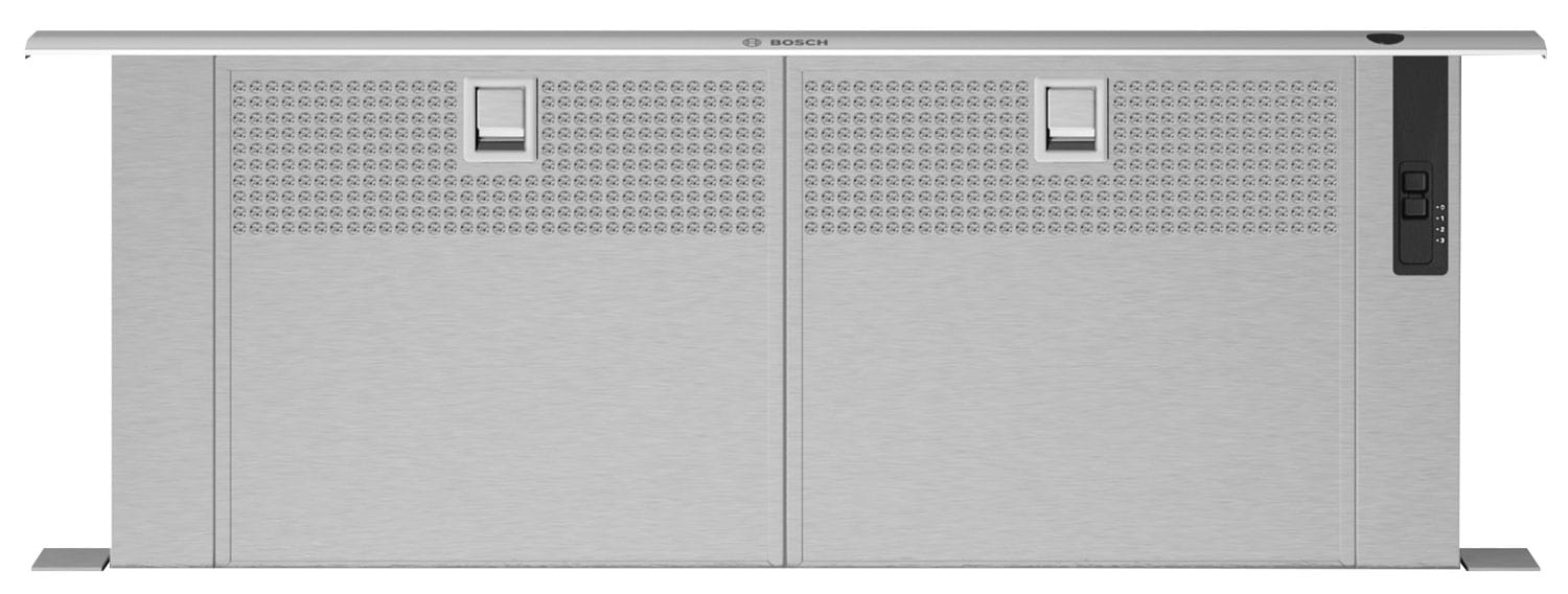 Cooking Products - Bosch Stainless Steel Downdraft Range Hood - DHD3614UC