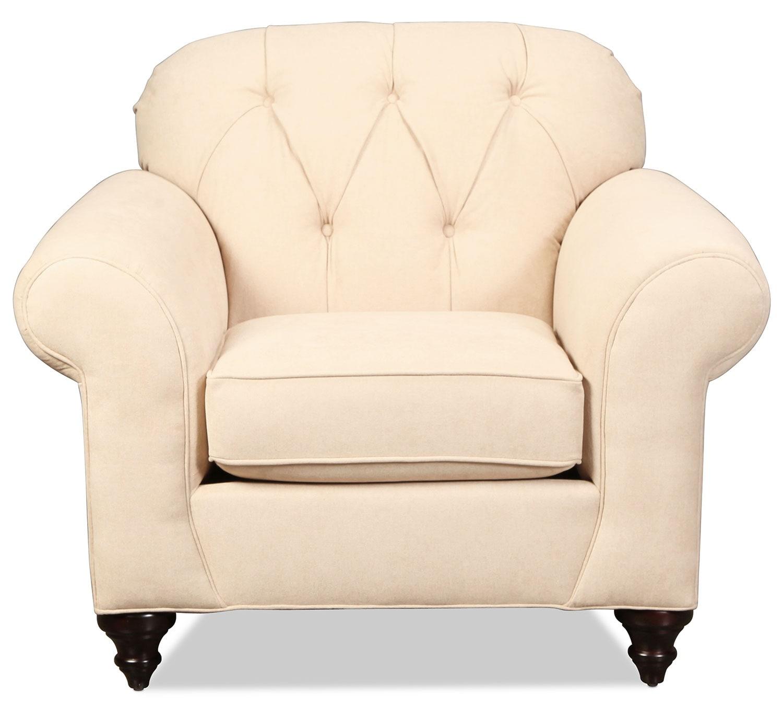 Eden Chair - Barley