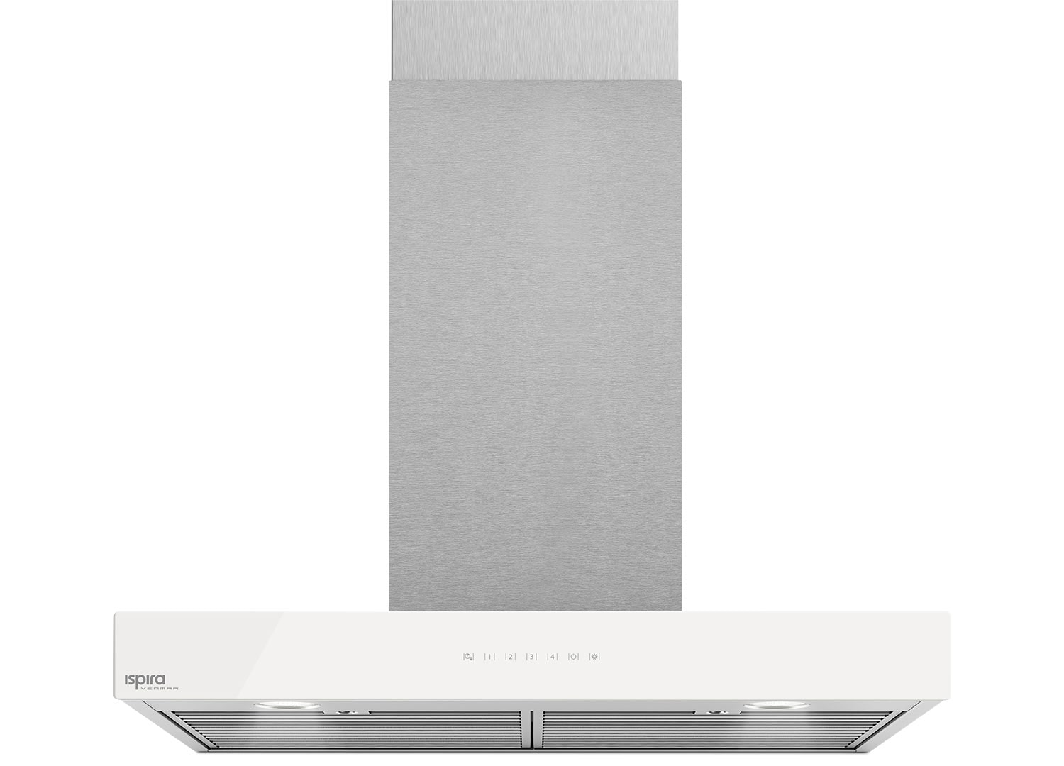 "Venmar Ispira 30"" Chimney Range Hood – White Panel IC70030WH"