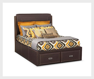 Mason Queen Storage Bed