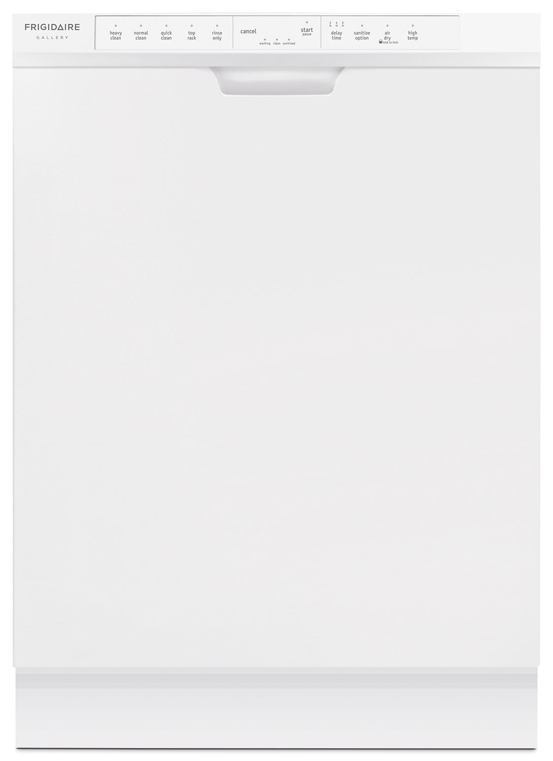 Clean-Up - Frigidaire Gallery Built-In Dishwasher with OrbitClean® – FGCD2444SW