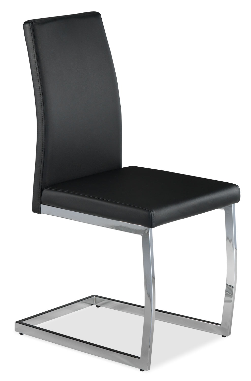 Albert Side Chair - Black