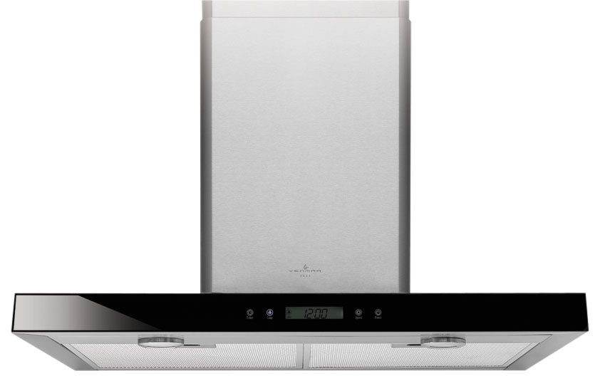 "Cooking Products - Venmar Jazz 30"" Chimney-Style Range Hood – VJ71030S"