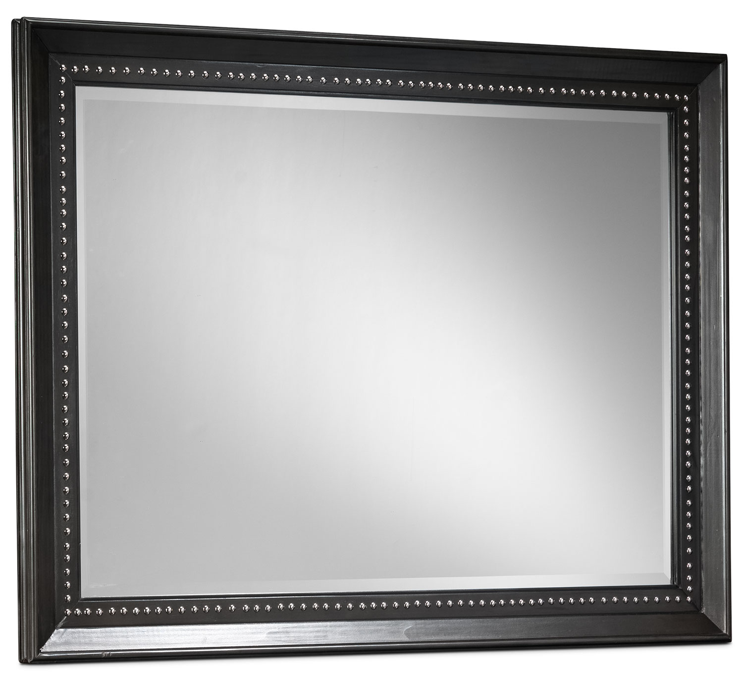 Nelson Mirror - Pewter