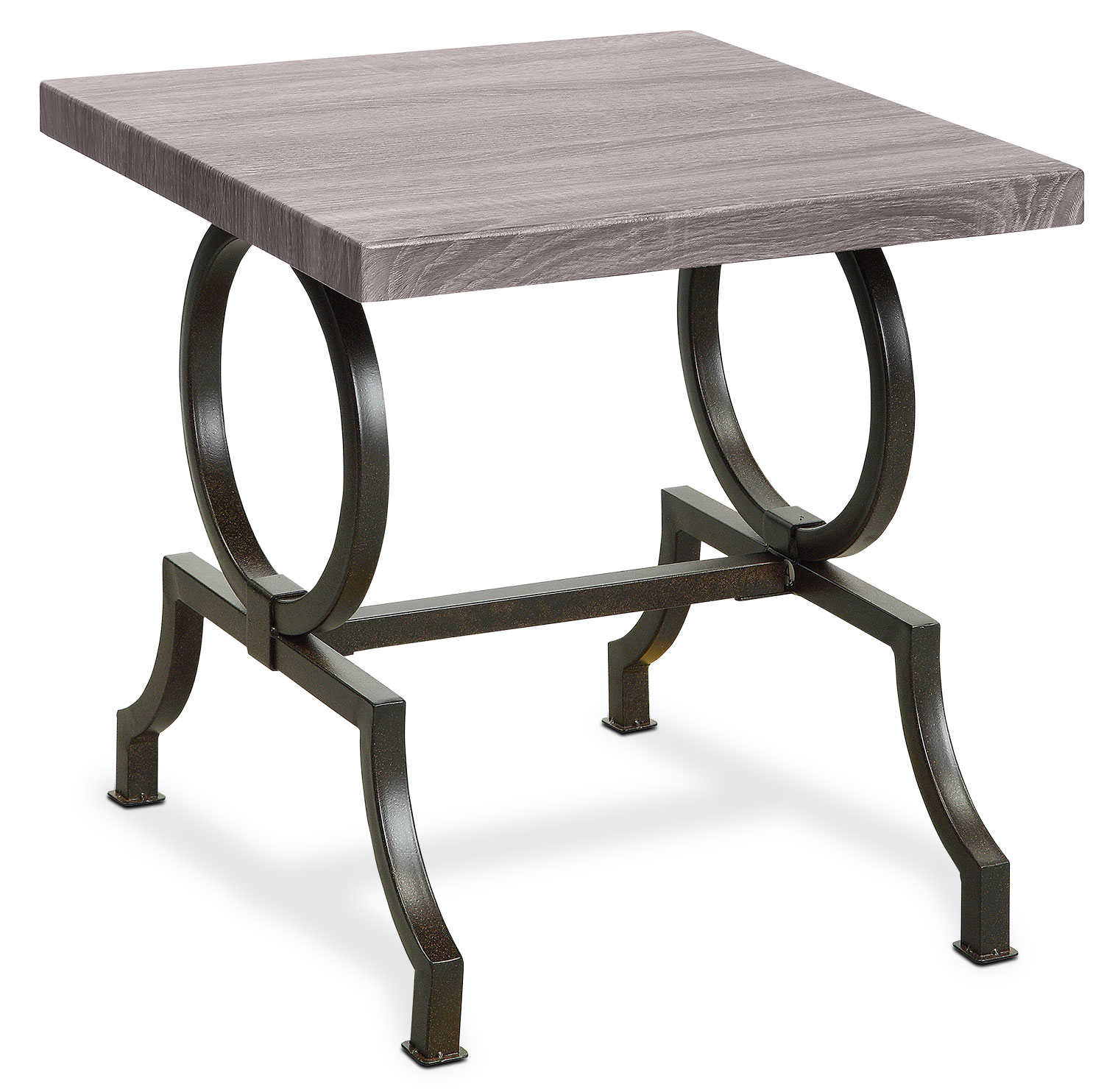 Accent and Occasional Furniture - Esna End Table
