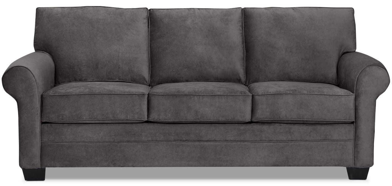 Living Room Furniture - Designed2B Dov Chenille Sofa – Lavish Charcoal