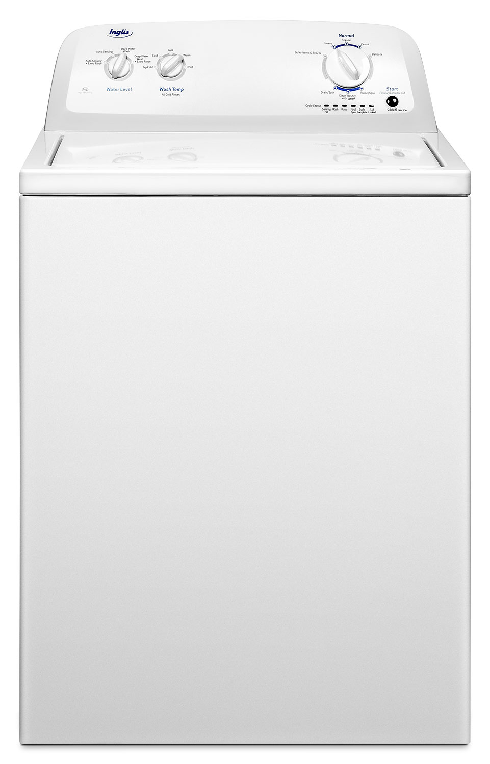 Inglis 4.0 Cu. Ft. Top-Load Washer – ITW4871FW