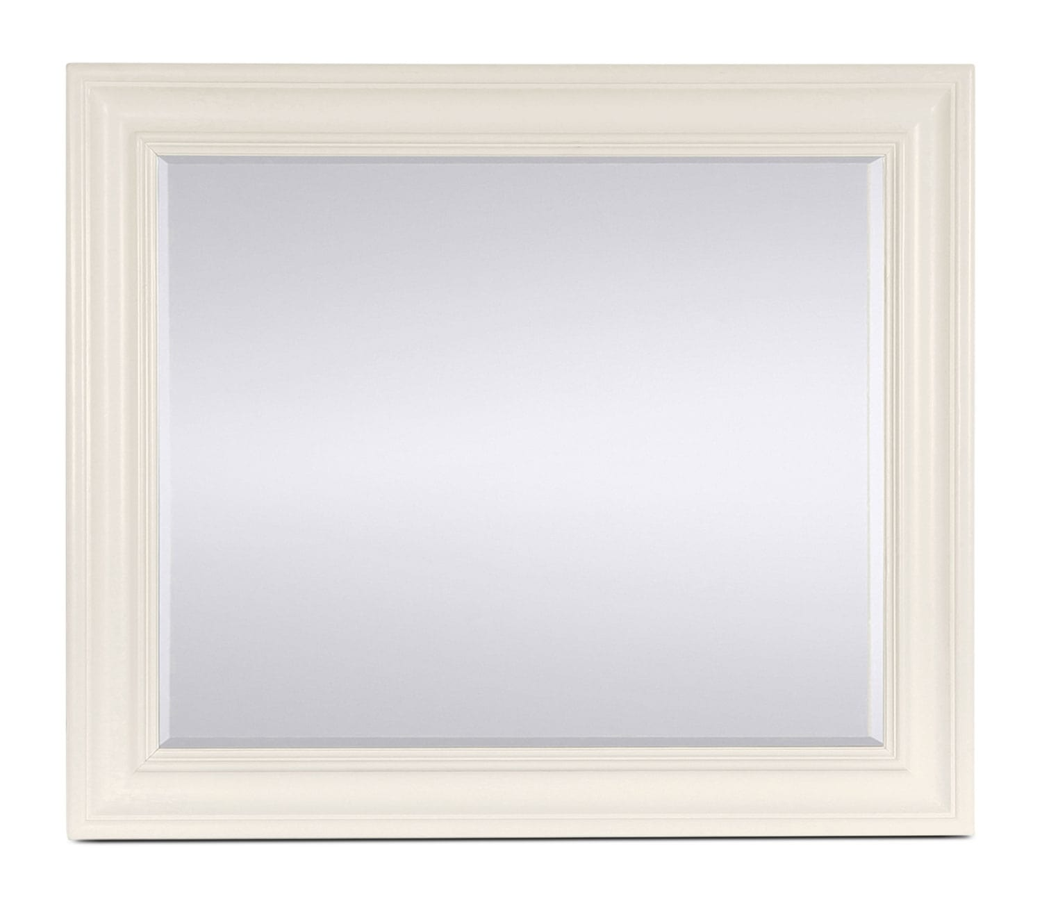 Bedroom Furniture - Shannon Mirror - White