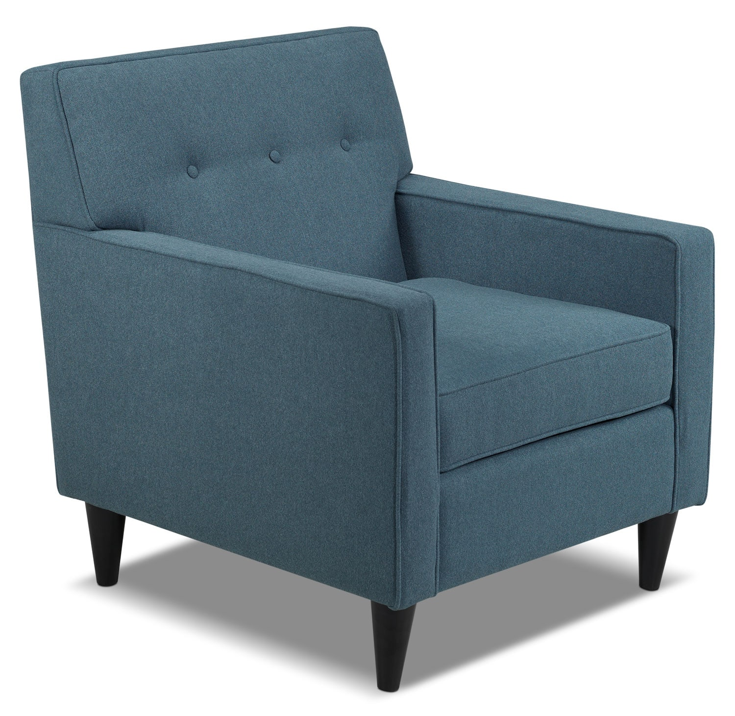 Living Room Furniture - Passerina Chair - Blue
