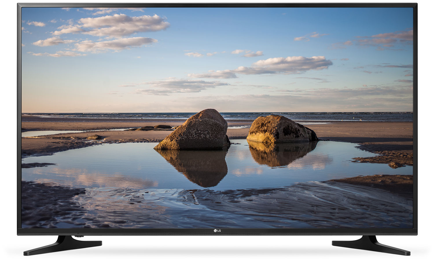 "Televisions - LG 50"" UH5500 4K UHD Smart TV with webOS™ 3.0"