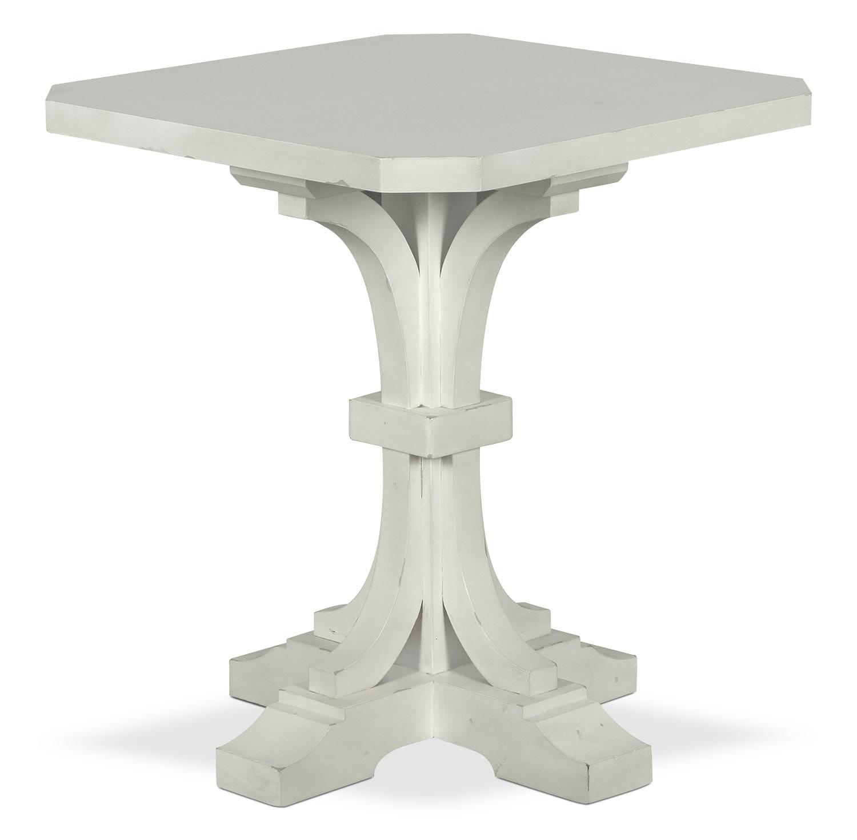 Hancock Park Chairside Table