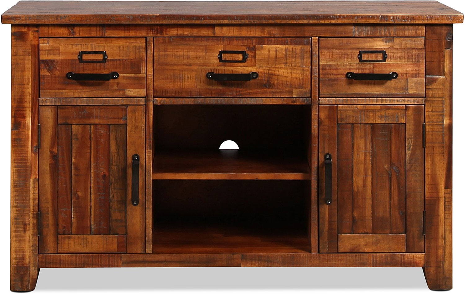 """Reign 50"""" TV Stand - Brown"""