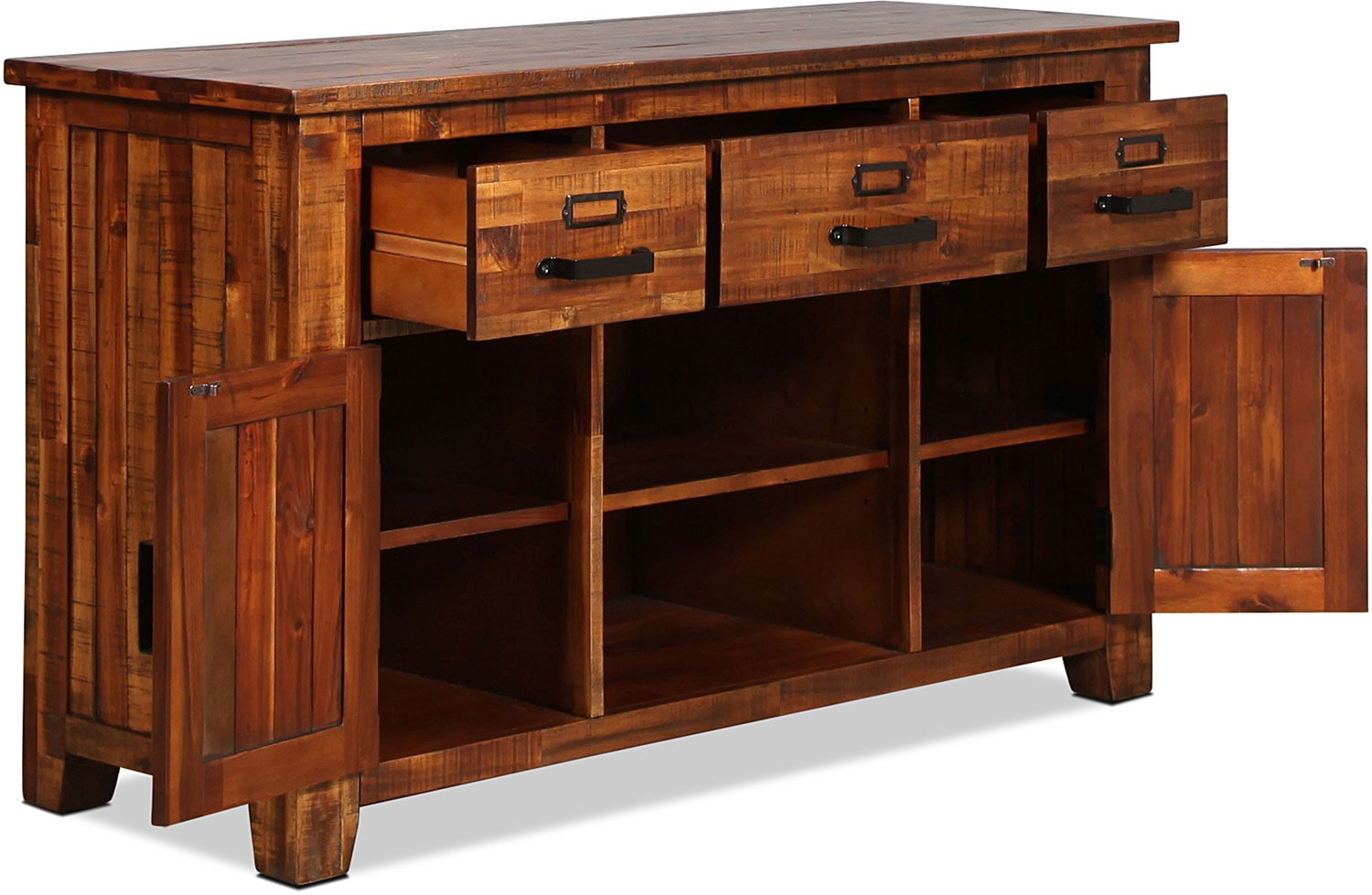 Reign 50 Quot Tv Stand Brown Levin Furniture