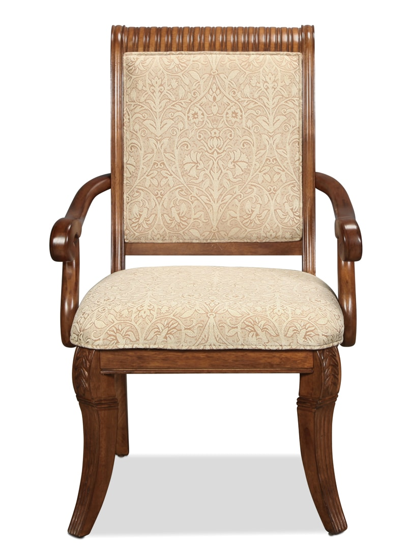 Florence Arm Chair - Cherry