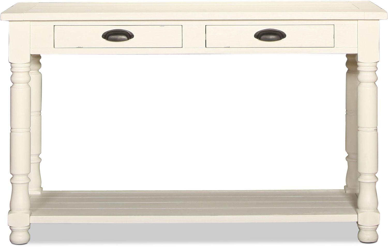 Magnolia Home Primitive Console