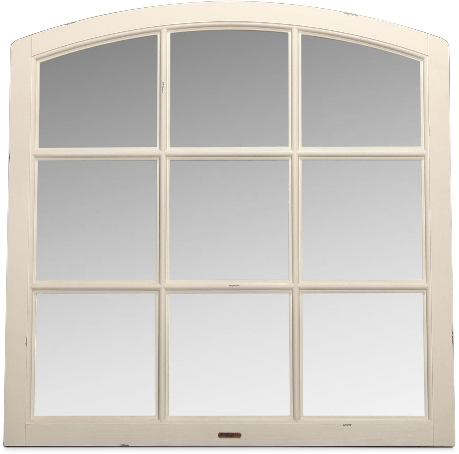 Accent and Occasional Furniture - Magnolia Home Traditional Window Mirror
