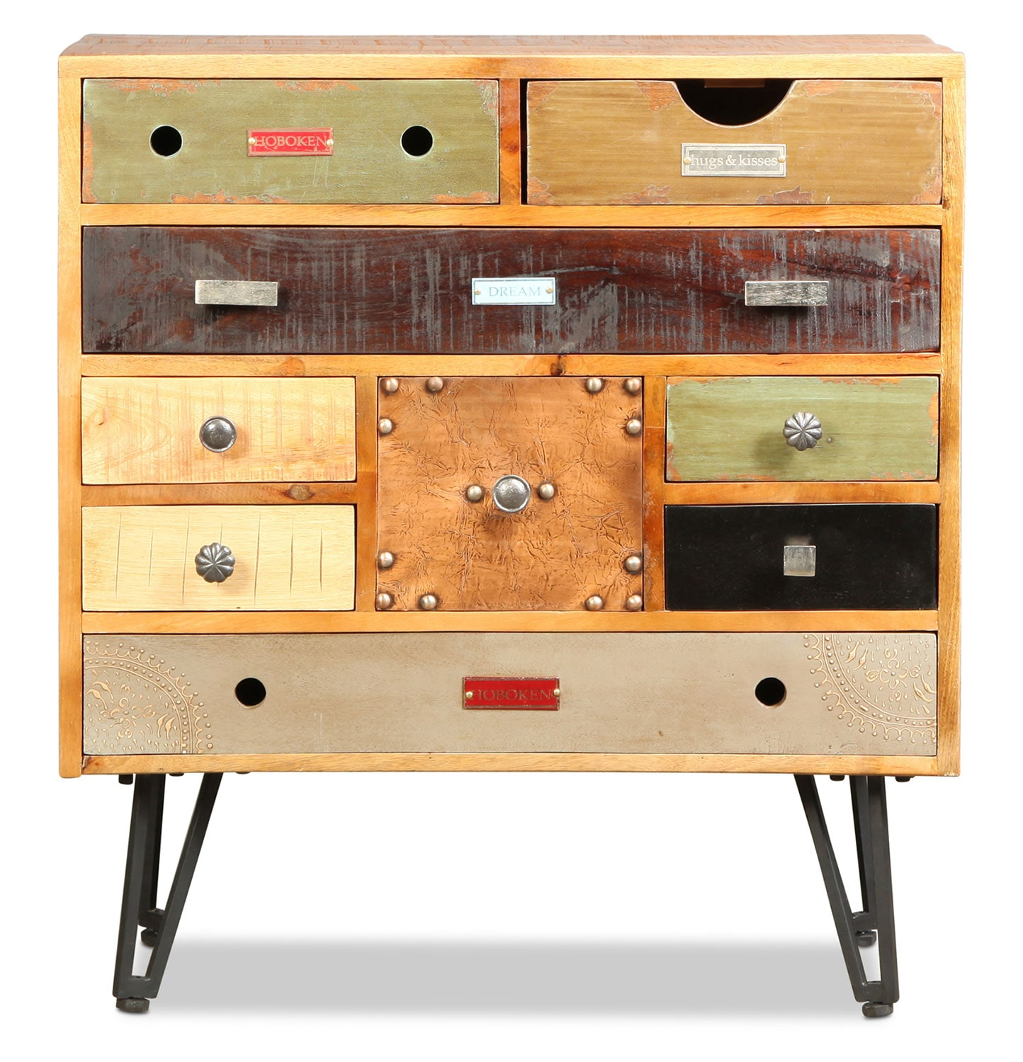 Accent and Occasional Furniture - Benasi Accent Chest