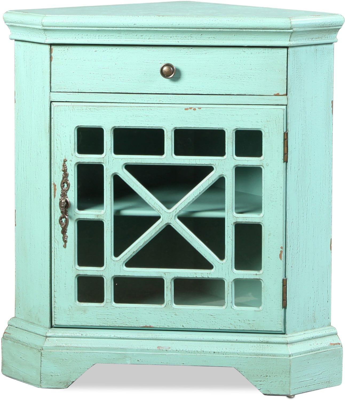 Renolds Corner Cabinet