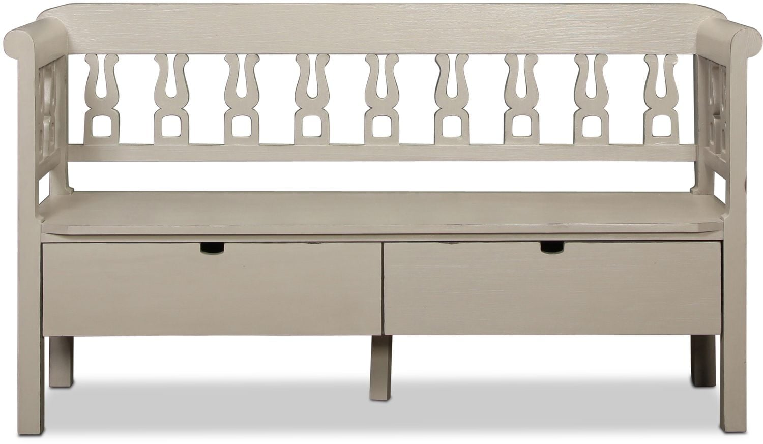 Magnolia Home Elements Storage Bench