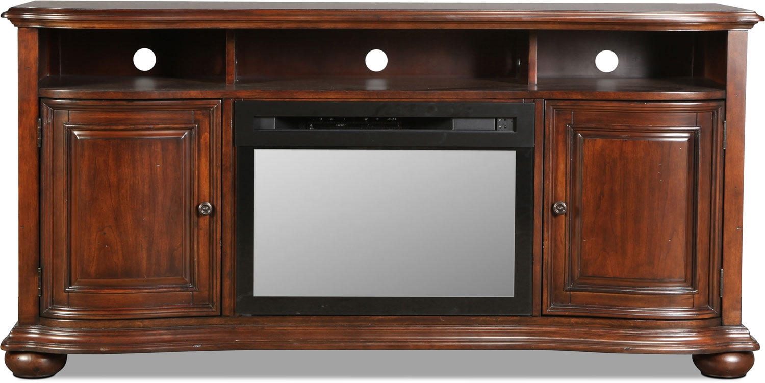 Accent and Occasional Furniture - Henderson Media Fireplace