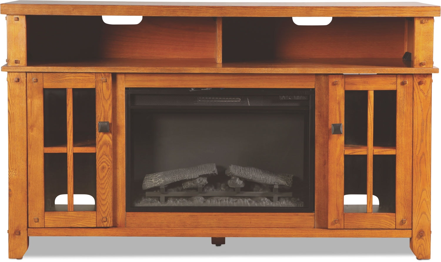 Dakota Media Fireplace