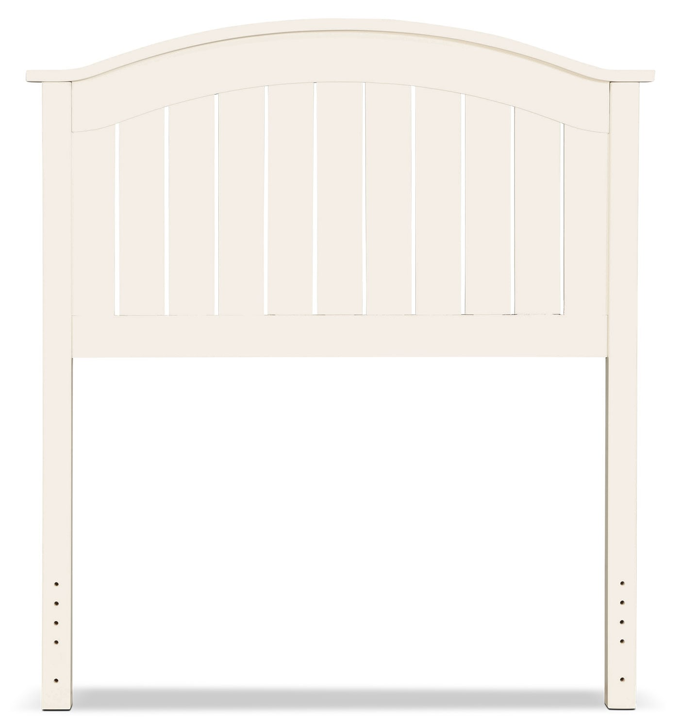 Finley Twin Headboard - White