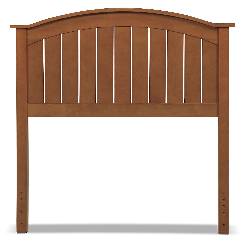 Kids Furniture - Finley Twin Headboard - Maple