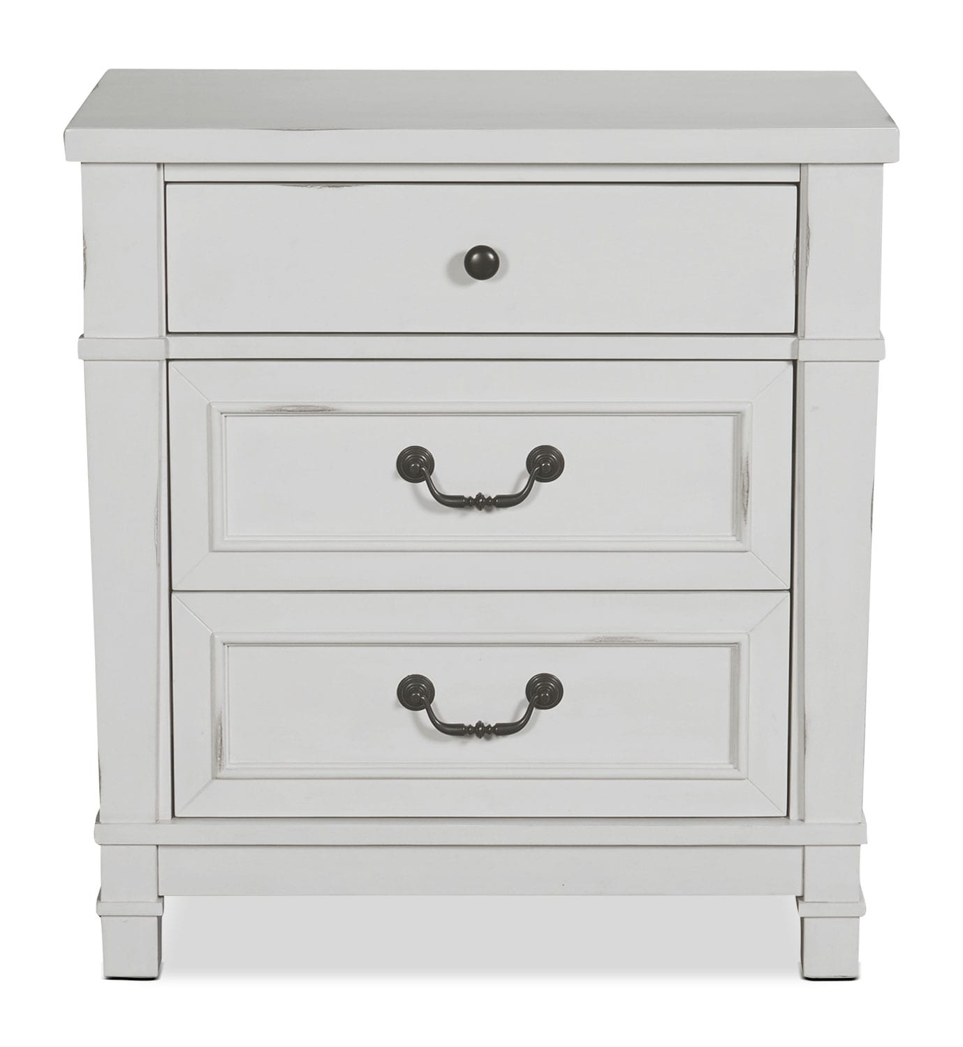 Taryn Nightstand - Antique White