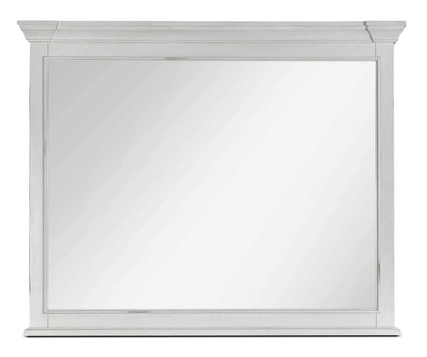 Taryn Mirror - Antique White