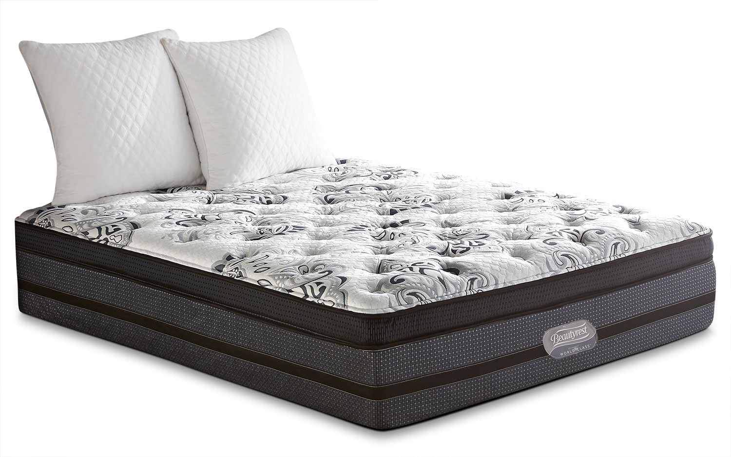 Simmons Beautyrest® World Class Paxson Comfort-Top Firm Full Mattress